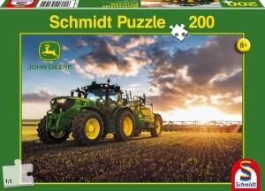 Puzzle John Deere Traktor 200 Teile