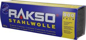 RAKSO Stahlwolle 000