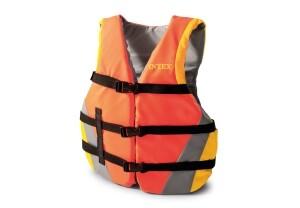 Intex Schwimmweste für Brustumfang 76 - 132cm