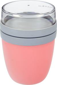 Rosti Mepal Lunch pot ellipse rosa 10,7x10,7x15,1cm