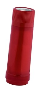 ROTPUNKT Isolierflasche, ca. 0,5 Liter, rot