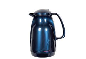 ROTPUNKT Isolierkanne 220A blau 1,0 Liter