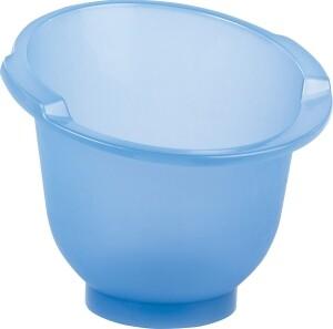 Baby-Badeeimer blau