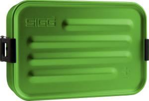 SIGG Brotdose 17 x 11,7 x 6 cm grün