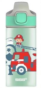SIGG Trinkflasche Miracle WMB 0,4 Liter Feuerwehrmann