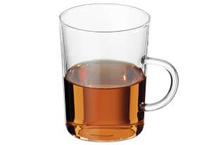 SIMAX Teegläser mit Henkel, ca. 200 ml, 6er Set