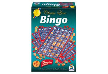 Produktabbildung Schmidt Spiele Bingo - Classic Line