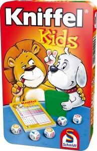 Produktabbildung Schmidt Spiele Kniffel Kids