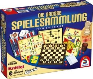 Schmidt Spiele Spielemagazin