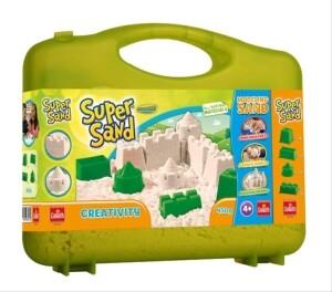 Super Sand Kreativ Koffer 450g