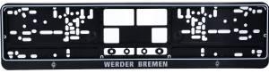 Werder Bremen Nummernschildhalter