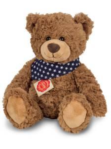 Teddy Hermann Teddy mit Tuch 38 cm