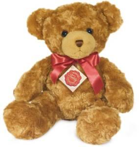 Teddy goldfarben, ca. 35 cm Plüsch