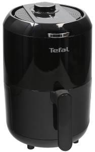 "Tefal Heißluftfritteuse ""Easy Fry Compact"" 25 x 25 x 36,5 cm schwarz, 1030 Watt"