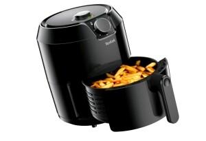 Tefal Heißluftfritteuse Easy Fry Classic 4,2l schwarz, 1400 Watt