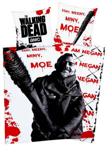 "The Walking Dead Bettwäsche ""Negan"" 135x200cm Renforce"