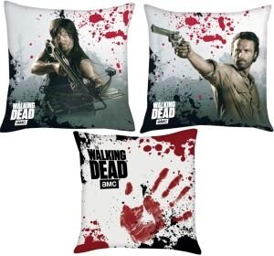The Walking Dead Kissen 3er Set, 40x40cm