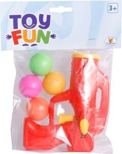 Toy Fun Knallball-Pistole