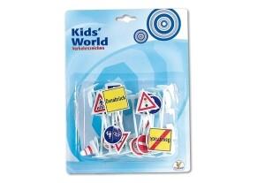 Toy Fun Verkehrszeichen