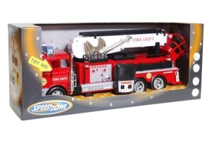 City Line Feuerwehr mit Drehleiter