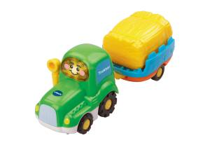 VTech Baby Tut Tut Baby Flitzer - Traktor + Anhänger