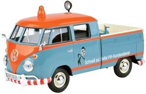 """VW (T1) """"VW Kundendienst"""" mit Werkzeug"""