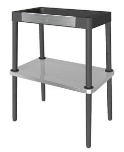 WMF Standfuß Master-Grill LONO 37 x 58,5 x 72 cm