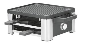 WMF Raclette 4 Pfännchen Lono 58x29,5x19,5cm, 650 Watt